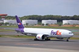 KAZFLYERさんが、成田国際空港で撮影したフェデックス・エクスプレス 777-FS2の航空フォト(写真)
