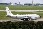 なごやんさんが、嘉手納飛行場で撮影したアメリカ空軍 RC-135V (739-445B)の航空フォト(写真)