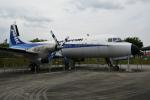 turenoアカクロさんが、高松空港で撮影したエアーニッポン YS-11A-500の航空フォト(写真)