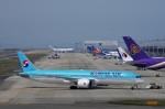 mild lifeさんが、関西国際空港で撮影した大韓航空 787-9の航空フォト(写真)