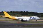 KAZFLYERさんが、成田国際空港で撮影したポーラーエアカーゴ 747-87UF/SCDの航空フォト(写真)