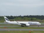 トタさんが、成田国際空港で撮影したフィンエアー A350-941XWBの航空フォト(写真)