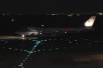 Hiro-hiroさんが、羽田空港で撮影したアメリカ空軍 VC-25A (747-2G4B)の航空フォト(写真)
