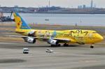 amagoさんが、羽田空港で撮影した全日空 747-481(D)の航空フォト(写真)