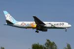 Echo-Kiloさんが、新千歳空港で撮影したAIR DO 767-381の航空フォト(写真)