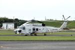 ワイエスさんが、鹿屋航空基地で撮影した海上自衛隊 SH-60Kの航空フォト(写真)