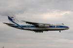 sg-driverさんが、成田国際空港で撮影したヴォルガ・ドニエプル航空 An-124-100 Ruslanの航空フォト(写真)