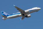 Koenig117さんが、関西国際空港で撮影した全日空 A320-271Nの航空フォト(写真)