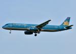 じーく。さんが、福岡空港で撮影したベトナム航空 A321-231の航空フォト(飛行機 写真・画像)