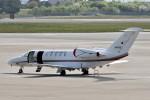 Dojalanaさんが、函館空港で撮影した国土交通省 航空局 525C Citation CJ4の航空フォト(写真)