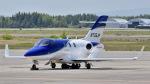 ららぞうさんが、新千歳空港で撮影した不明 HA-420 HondaJetの航空フォト(写真)