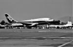 ハミングバードさんが、名古屋飛行場で撮影した全日空 737-281/Advの航空フォト(写真)