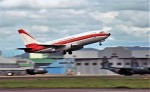 ハミングバードさんが、名古屋飛行場で撮影した日本トランスオーシャン航空 737-205/Advの航空フォト(写真)