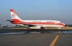 ハミングバードさんが、名古屋飛行場で撮影した南西航空 737-205/Advの航空フォト(写真)