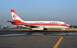 ハミングバードさんが、名古屋飛行場で撮影した南西航空 737-205/Advの航空フォト(飛行機 写真・画像)