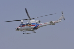 a.mashimaさんが、福岡空港で撮影した国土交通省 地方整備局 412EPの航空フォト(写真)