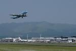 Sasukeninninさんが、熊本空港で撮影したフジドリームエアラインズ ERJ-170-100 (ERJ-170STD)の航空フォト(写真)