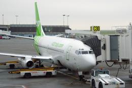 senyoさんが、バンクーバー国際空港で撮影したジップ・エア 737-275/Advの航空フォト(飛行機 写真・画像)