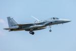 まんぼ しりうすさんが、小松空港で撮影した航空自衛隊 F-15J Eagleの航空フォト(写真)