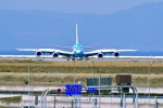 くれないさんが、関西国際空港で撮影した全日空 A380-841の航空フォト(写真)