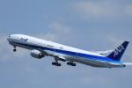 kando-yamaさんが、羽田空港で撮影した全日空 777-381の航空フォト(写真)