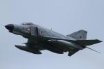 とらとらさんが、静浜飛行場で撮影した航空自衛隊 F-4EJ Kai Phantom IIの航空フォト(写真)