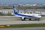 k-spotterさんが、関西国際空港で撮影した全日空 767-381/ERの航空フォト(写真)