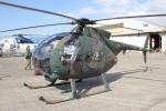 utarou on NRTさんが、木更津飛行場で撮影した陸上自衛隊 OH-6Dの航空フォト(写真)