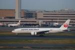 zero1さんが、羽田空港で撮影した日本航空 777-289の航空フォト(飛行機 写真・画像)