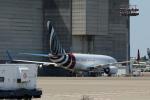 mogusaenさんが、成田国際空港で撮影したBBJ One 737-7CJ BBJの航空フォト(写真)