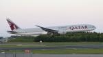 raichanさんが、成田国際空港で撮影したカタール航空 777-3DZ/ERの航空フォト(写真)