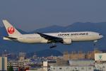 HISAHIさんが、福岡空港で撮影した日本航空 777-289の航空フォト(写真)