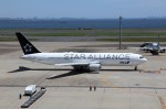 ハム太郎。さんが、羽田空港で撮影した全日空 767-381/ERの航空フォト(写真)