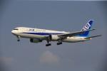 JA8565さんが、那覇空港で撮影した全日空 767-381/ERの航空フォト(写真)