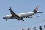 kuro2059さんが、台湾桃園国際空港で撮影したチャイナエアライン A330-302の航空フォト(写真)