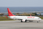 panchiさんが、那覇空港で撮影したイースター航空 737-808の航空フォト(写真)
