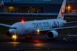 マツさんが、羽田空港で撮影した日本航空 777-246の航空フォト(写真)