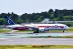 マツさんが、成田国際空港で撮影したLOTポーランド航空 787-9の航空フォト(写真)