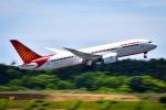 マツさんが、成田国際空港で撮影したエア・インディア 787-8 Dreamlinerの航空フォト(写真)