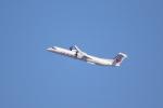 kaz787さんが、伊丹空港で撮影した日本エアコミューター DHC-8-402Q Dash 8の航空フォト(写真)