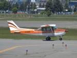 tetuさんが、札幌飛行場で撮影した北日本航空 172M Ramの航空フォト(写真)