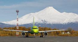 BOSTONさんが、エリゾヴォ空港で撮影したS7航空 A320-214の航空フォト(飛行機 写真・画像)