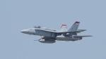 撮り撮り人さんが、岩国空港で撮影したアメリカ海兵隊の航空フォト(写真)