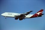 tassさんが、成田国際空港で撮影したカンタス航空 747-338の航空フォト(写真)