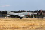 おっつんさんが、茨城空港で撮影した航空自衛隊 F-4EJ Kai Phantom IIの航空フォト(飛行機 写真・画像)