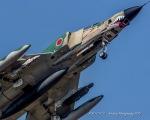 michioさんが、茨城空港で撮影した航空自衛隊 RF-4E Phantom IIの航空フォト(飛行機 写真・画像)