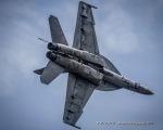 michioさんが、岩国空港で撮影したアメリカ海軍 F/A-18F Super Hornetの航空フォト(飛行機 写真・画像)