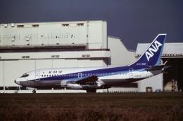 tassさんが、成田国際空港で撮影した全日空 737-281/Advの航空フォト(飛行機 写真・画像)