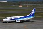 にしやんさんが、新千歳空港で撮影したANAウイングス 737-54Kの航空フォト(写真)