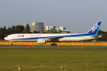 sky-spotterさんが、成田国際空港で撮影した全日空 777-381/ERの航空フォト(写真)